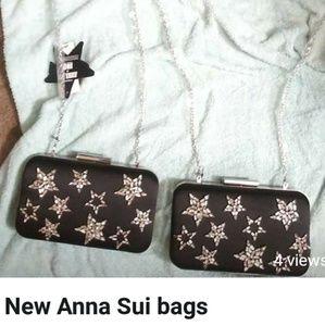 Anna Sui clutch 10$ each